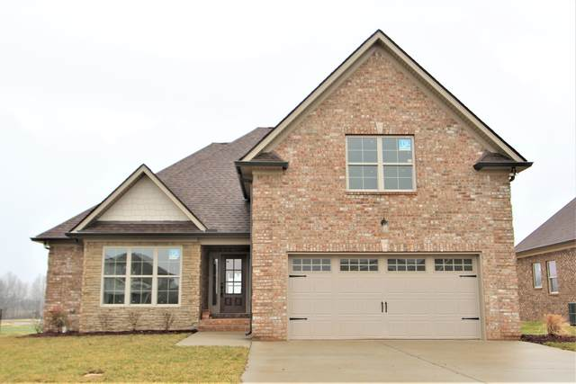 817 Ella Lane #36, Clarksville, TN 37043 (MLS #RTC2147144) :: Nashville on the Move