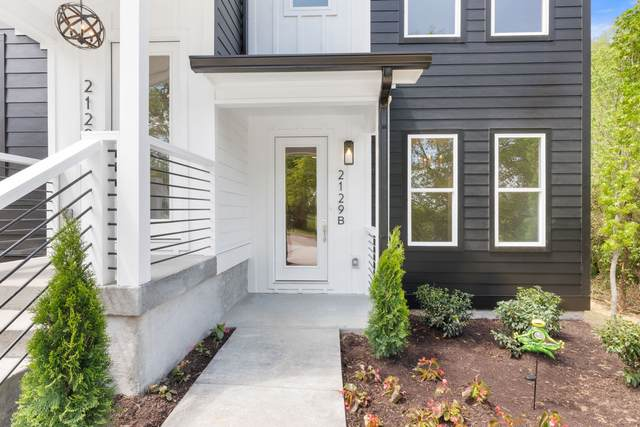 2129B 11th Ave N, Nashville, TN 37208 (MLS #RTC2147331) :: Ashley Claire Real Estate - Benchmark Realty