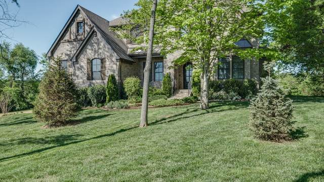 507 Breithorn Cove, Brentwood, TN 37027 (MLS #RTC2147455) :: Nashville on the Move