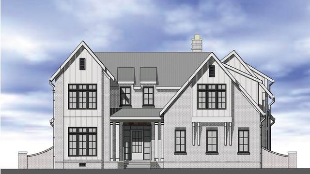 4811 Granny White Pike, Nashville, TN 37220 (MLS #RTC2147513) :: Ashley Claire Real Estate - Benchmark Realty
