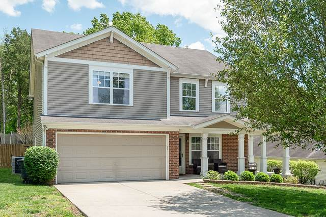 106 Trail Ridge Way, Hendersonville, TN 37075 (MLS #RTC2147573) :: Village Real Estate