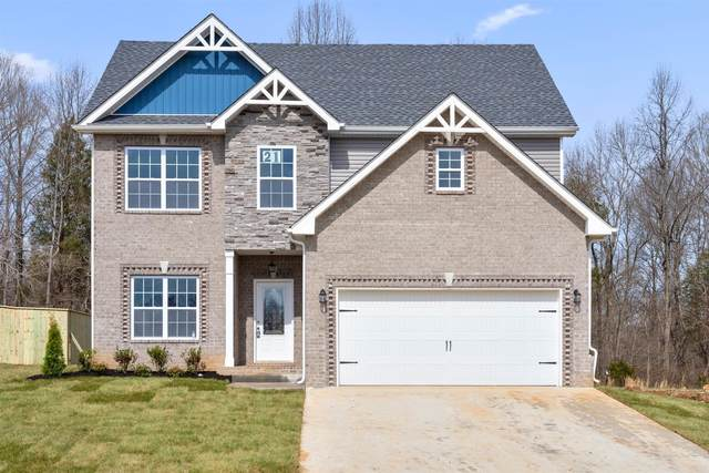 707 Farmington, Clarksville, TN 37043 (MLS #RTC2147918) :: Ashley Claire Real Estate - Benchmark Realty