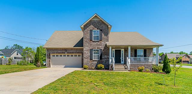 977 Silty Dr, Clarksville, TN 37042 (MLS #RTC2147929) :: Berkshire Hathaway HomeServices Woodmont Realty