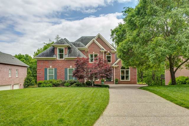 245 Temple Crest Trl, Franklin, TN 37069 (MLS #RTC2148120) :: Nashville on the Move