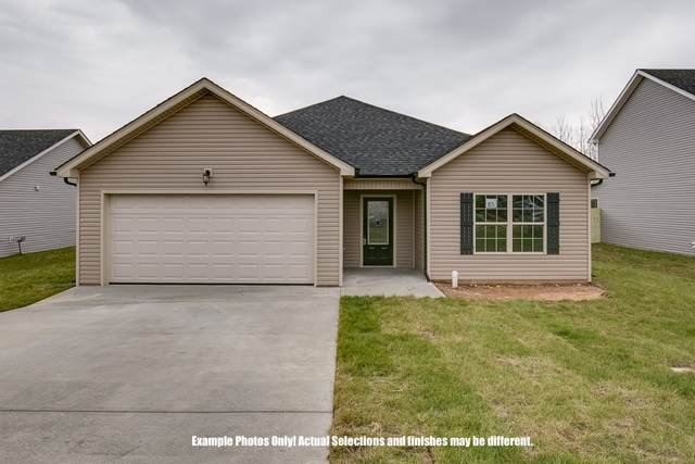 407 Liberty Park, Clarksville, TN 37042 (MLS #RTC2148342) :: EXIT Realty Bob Lamb & Associates