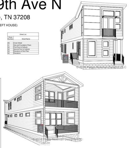 2020 9th Ave N B, Nashville, TN 37208 (MLS #RTC2148465) :: Ashley Claire Real Estate - Benchmark Realty