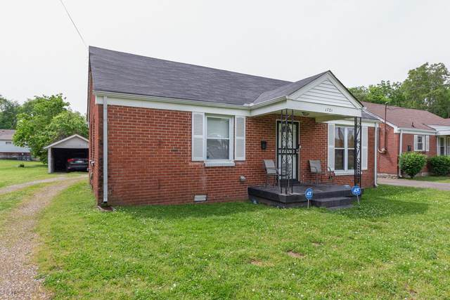 1721 Dr D B Todd Jr Blvd, Nashville, TN 37208 (MLS #RTC2148495) :: Benchmark Realty