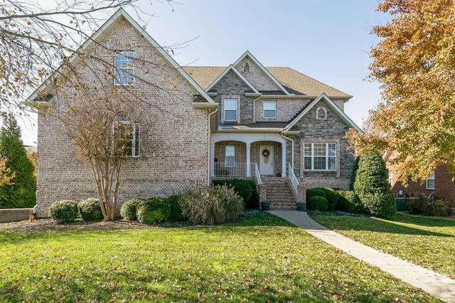 1303 Round Hill Ln, Spring Hill, TN 37174 (MLS #RTC2148497) :: Village Real Estate