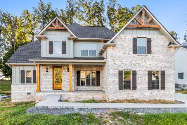 54 Whitewood Farm, Clarksville, TN 37043 (MLS #RTC2148517) :: Nashville on the Move
