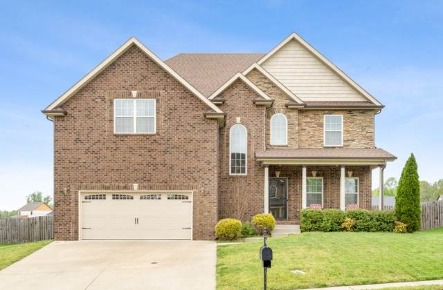 3180 Timberdale Dr, Clarksville, TN 37042 (MLS #RTC2148542) :: Village Real Estate