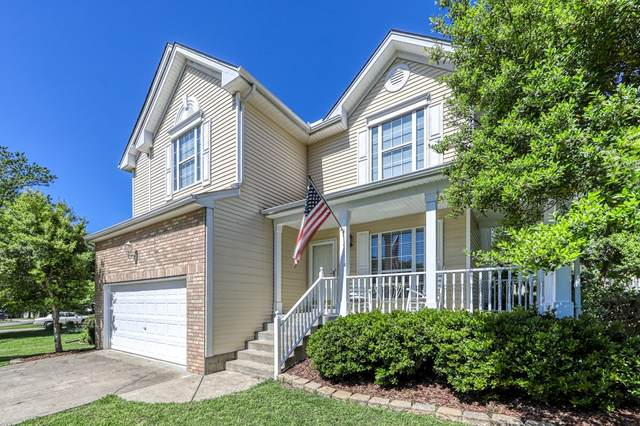 108 Deer Ridge Ln, Hendersonville, TN 37075 (MLS #RTC2148780) :: Village Real Estate
