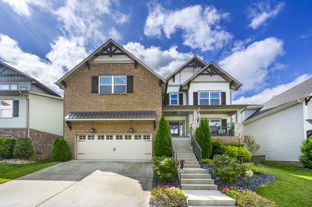 448 High Point Terrace, Brentwood, TN 37027 (MLS #RTC2148929) :: Armstrong Real Estate