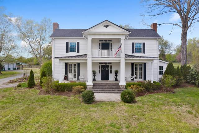 95 Old Highway 31 E, Bethpage, TN 37022 (MLS #RTC2148964) :: Benchmark Realty