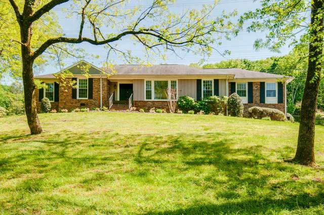 1925 Cromwell Dr, Nashville, TN 37215 (MLS #RTC2149080) :: Nashville on the Move