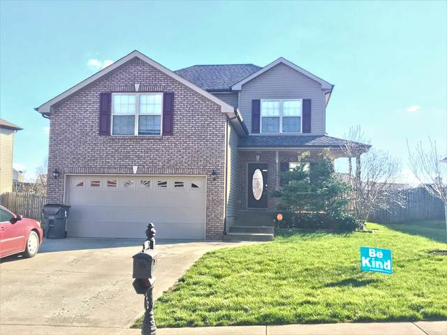1844 Jackie Lorraine Dr, Clarksville, TN 37042 (MLS #RTC2149167) :: Ashley Claire Real Estate - Benchmark Realty