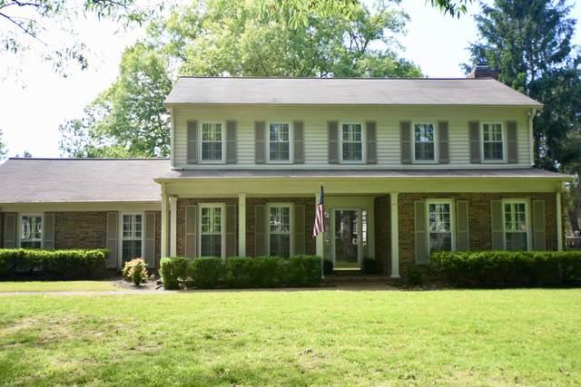 1212 Carnton Ln, Franklin, TN 37064 (MLS #RTC2149225) :: Nashville on the Move