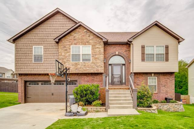 2099 Bandera Dr, Clarksville, TN 37042 (MLS #RTC2149378) :: Cory Real Estate Services