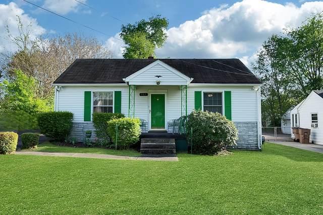 912 Oneida Ave, Nashville, TN 37207 (MLS #RTC2149494) :: HALO Realty