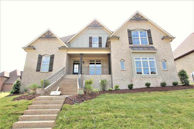 441 Whitley Way #240-C, Mount Juliet, TN 37122 (MLS #RTC2149582) :: Village Real Estate