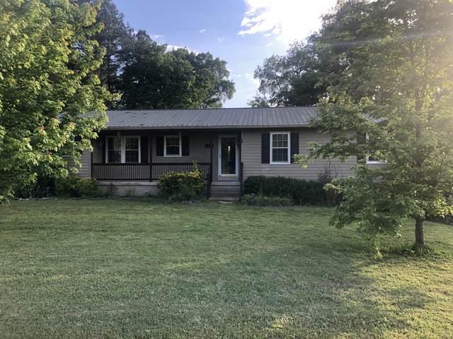 156 N High Street, Mount Pleasant, TN 38474 (MLS #RTC2149810) :: Village Real Estate