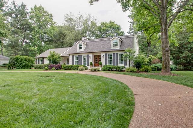 606 Shenandoah Dr, Brentwood, TN 37027 (MLS #RTC2149831) :: RE/MAX Homes And Estates