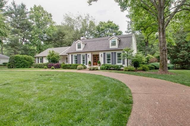 606 Shenandoah Dr, Brentwood, TN 37027 (MLS #RTC2149831) :: Team Wilson Real Estate Partners