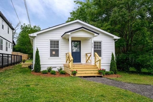 525 Eastboro Dr, Nashville, TN 37209 (MLS #RTC2149840) :: Stormberg Real Estate Group
