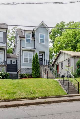 1011B Acklen Ave, Nashville, TN 37203 (MLS #RTC2149870) :: Ashley Claire Real Estate - Benchmark Realty