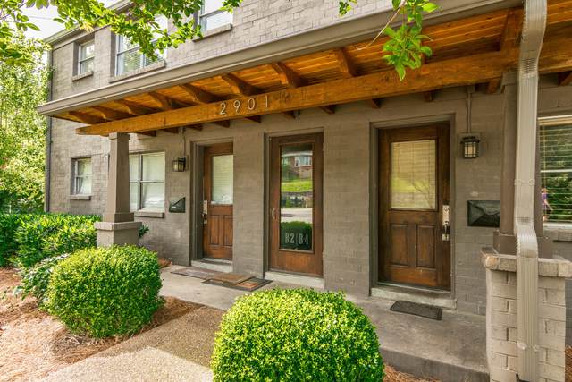 2901 Blair Blvd B2, Nashville, TN 37212 (MLS #RTC2149882) :: Ashley Claire Real Estate - Benchmark Realty