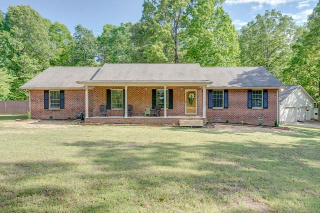 770 Iron Hill Rd, Burns, TN 37029 (MLS #RTC2149953) :: The Group Campbell powered by Five Doors Network