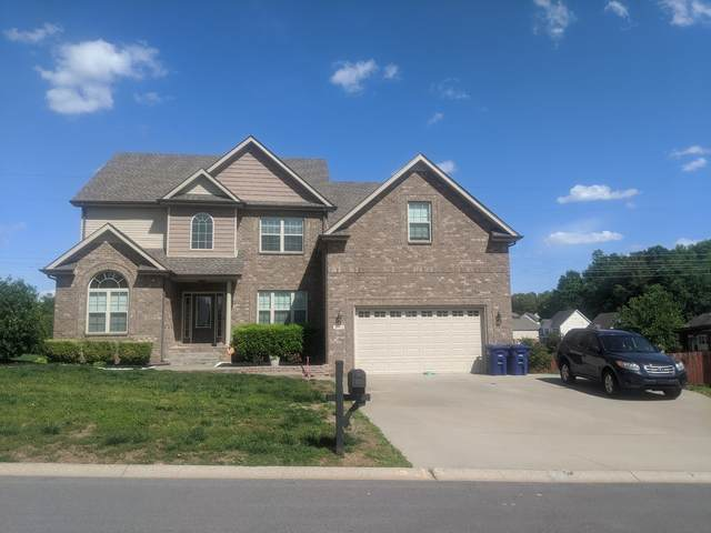 3003 Outfitters Dr, Clarksville, TN 37040 (MLS #RTC2149965) :: Berkshire Hathaway HomeServices Woodmont Realty