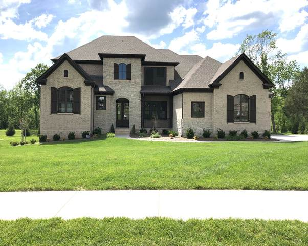 1853 Pageantry Circle #106, Brentwood, TN 37027 (MLS #RTC2149993) :: HALO Realty