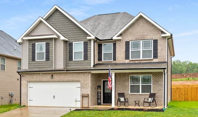 1291 Black Oak Cir, Clarksville, TN 37042 (MLS #RTC2150044) :: Village Real Estate