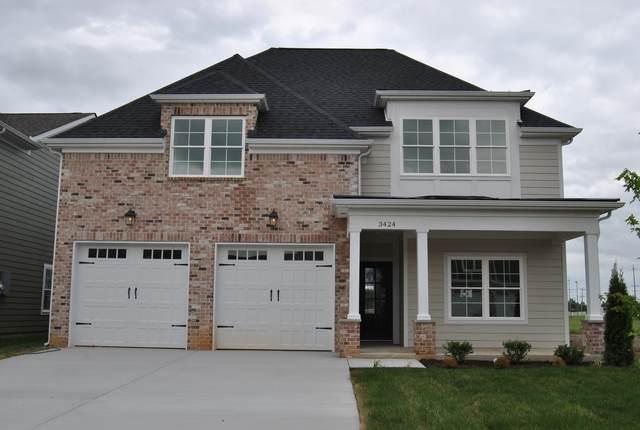 3424 Caroline Farms Drive L5, Murfreesboro, TN 37129 (MLS #RTC2150048) :: Berkshire Hathaway HomeServices Woodmont Realty