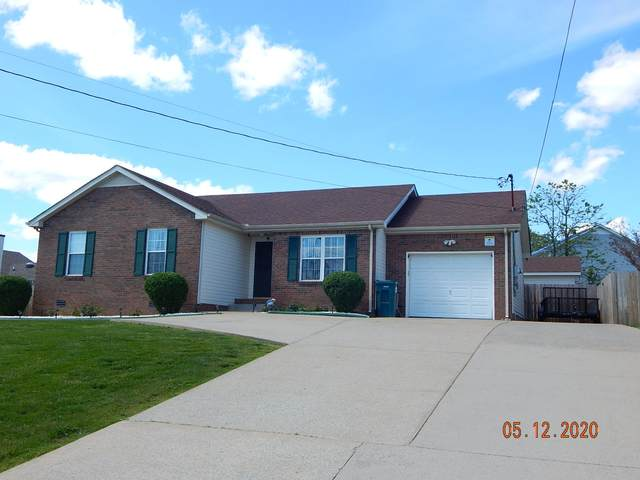 1277 Barbee Ln, Clarksville, TN 37042 (MLS #RTC2150092) :: Berkshire Hathaway HomeServices Woodmont Realty
