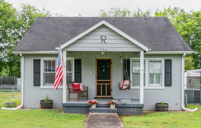 405 Adams Ave, Mount Pleasant, TN 38474 (MLS #RTC2150097) :: Village Real Estate