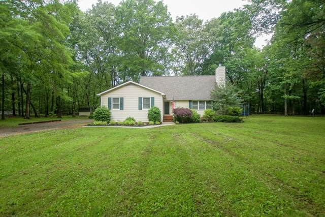 214 Prince Ln, Tullahoma, TN 37388 (MLS #RTC2150129) :: Nashville on the Move