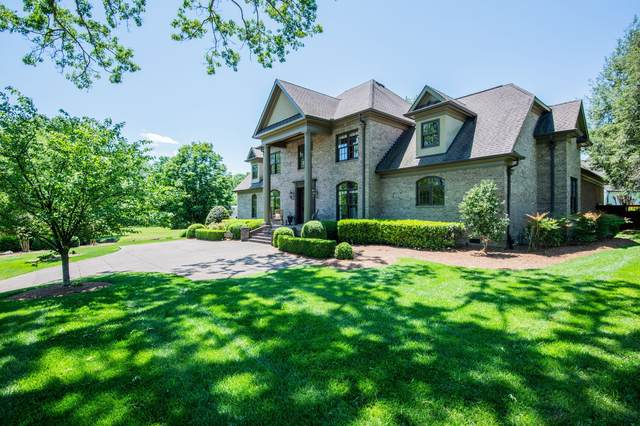 131 Page Rd, Nashville, TN 37205 (MLS #RTC2150147) :: Nashville on the Move