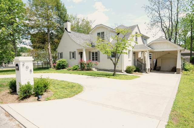 208 50th Ave N, Nashville, TN 37209 (MLS #RTC2150148) :: RE/MAX Homes And Estates