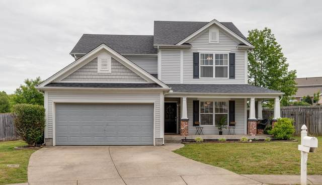 107 Coolmore Ct, Spring Hill, TN 37174 (MLS #RTC2150160) :: Maples Realty and Auction Co.