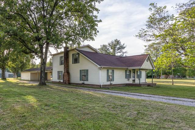 6211 Woodbury Hwy, Manchester, TN 37355 (MLS #RTC2150161) :: Village Real Estate