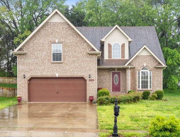 1410 Bruceton Drive, Clarksville, TN 37042 (MLS #RTC2150200) :: Berkshire Hathaway HomeServices Woodmont Realty