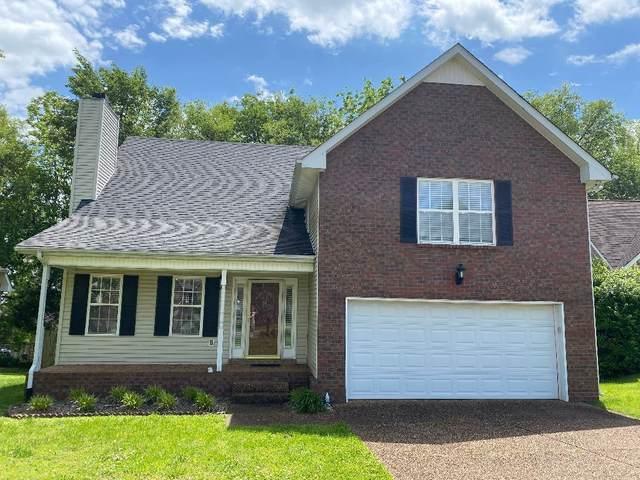 152 Homestead Pl, Hendersonville, TN 37075 (MLS #RTC2150296) :: Village Real Estate