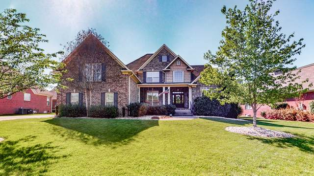 2024 Gweneth Dr, Spring Hill, TN 37174 (MLS #RTC2150315) :: Nashville on the Move
