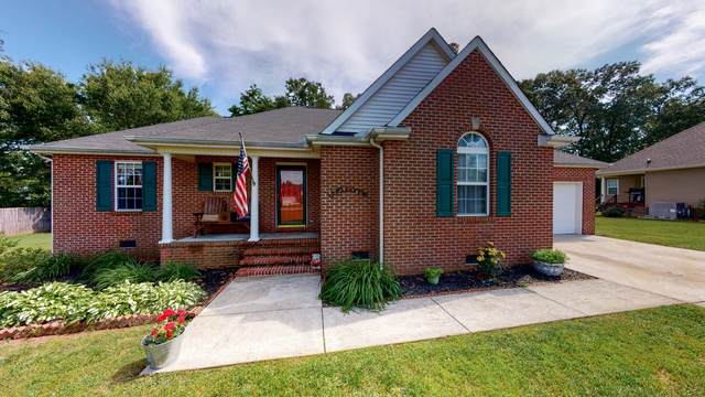 151 Highland Trl, Estill Springs, TN 37330 (MLS #RTC2150325) :: Village Real Estate