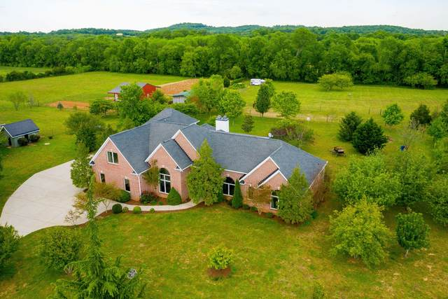 1477 Greenwood Rd, College Grove, TN 37046 (MLS #RTC2150356) :: The Milam Group at Fridrich & Clark Realty