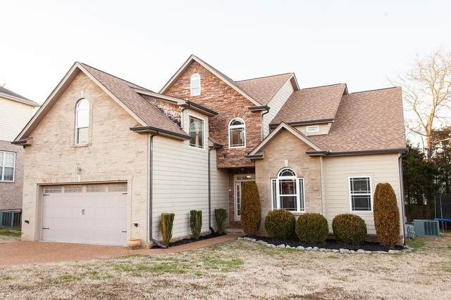 1305 Saddle Horn, Mount Juliet, TN 37122 (MLS #RTC2150383) :: Village Real Estate