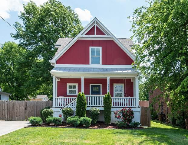2506 Foster Ave, Nashville, TN 37210 (MLS #RTC2150546) :: Stormberg Real Estate Group