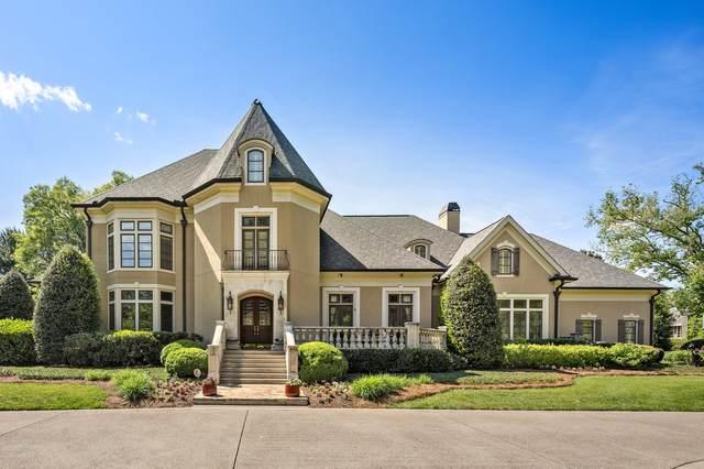 4822 Post Rd, Nashville, TN 37205 (MLS #RTC2150614) :: Village Real Estate