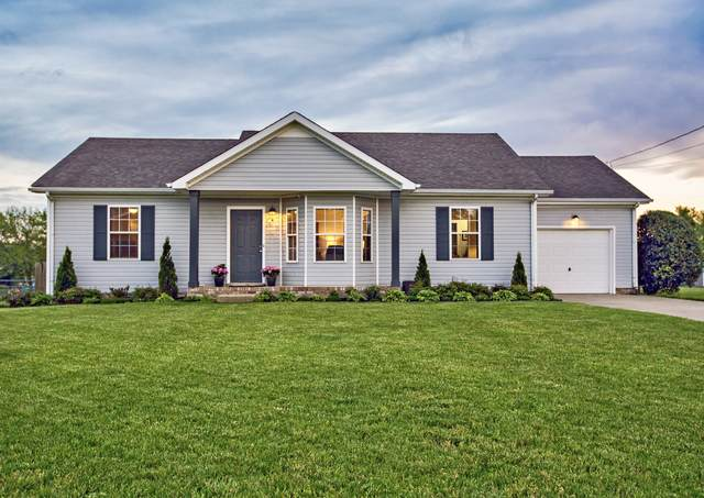 1276 Barbee Ln, Clarksville, TN 37042 (MLS #RTC2150615) :: Berkshire Hathaway HomeServices Woodmont Realty